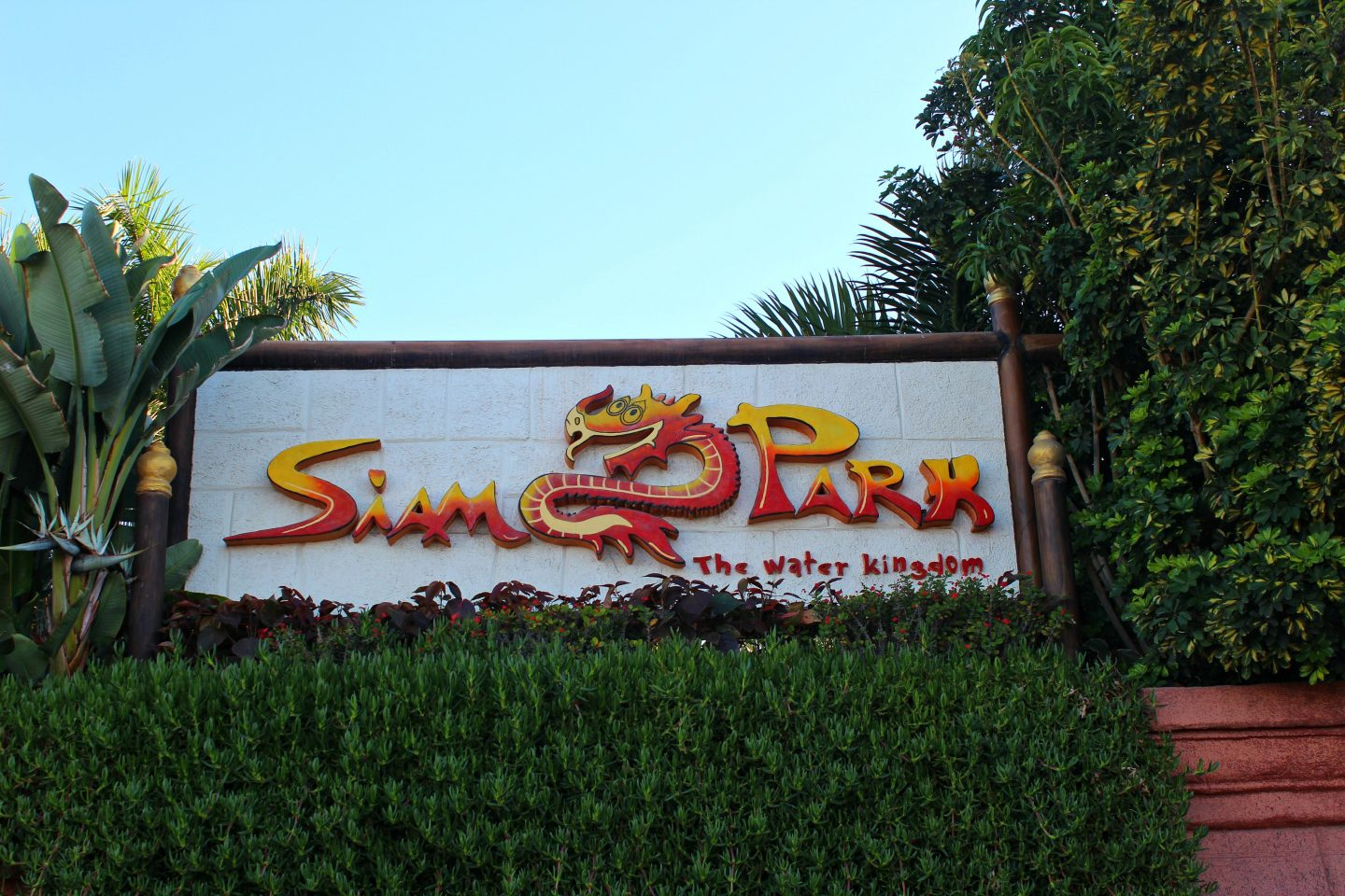 The Ultimate Water Challenges At Siam Park